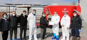 Bolu'da Bir İlk; Hastalıktan Ari İşletme