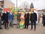 Bolulu Çiftçilerimize Dane Mısır Tohumu Dağıtımı Yapıldı