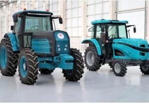 Elektrikli traktör haziranda hazır