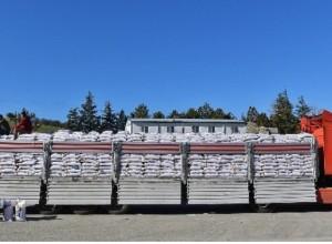 Büyükşehir den Çiftçiye 1600 ton Nohut tohumu verildi