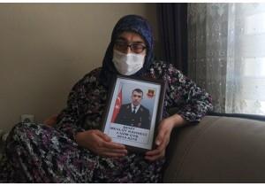 Eskişehirli Gara şehidinin annesi PKK'nın iftirasını yalanladı