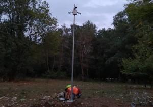 Ormanlar sabit kameralar ve fotokapanlar ile 7/24 kontrol ediliyor